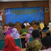 Workshop dan Klinik Penyusunan Proposal Penelitian DRPM Kemenristekdikti