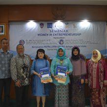 Seminar Women In Entrepreneurship