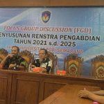 Renstra Pengabdian UPGRIS Selaraskan Arah Pengembangan RPJMD Kota Semarang