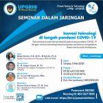Seminar Inovasi Teknologi Ditengah Pandemi Covid 19
