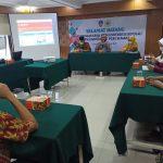 Kunjungan Kerja LPPM Universitas Boyolali ke LPPM UPGRIS