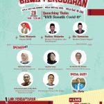Webinar Edukasi Masyarakat melalui Kegiatan Kuliah Kerja Nyata (KKN) Tematik COVID-19